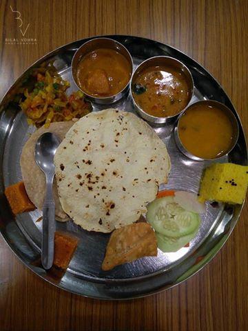 Sweet food at Gujrat Bhawan